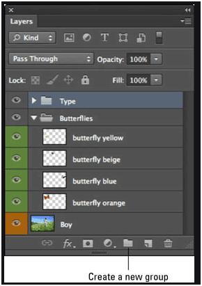 Photoshop layer