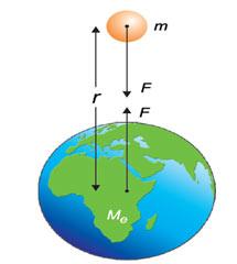 Gravitation-Earth