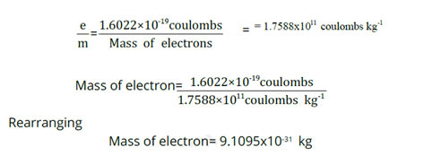 Mass-of-Electron