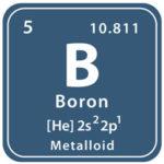 Boron - The Group IIIA Element