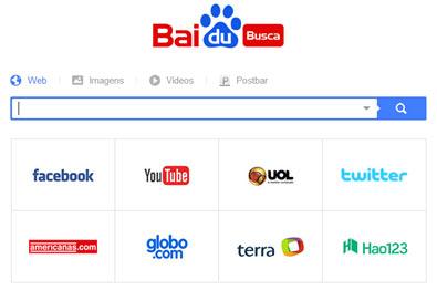 Search-Engine-baidu
